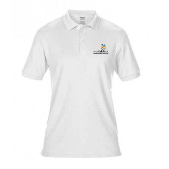 Mens Polo White